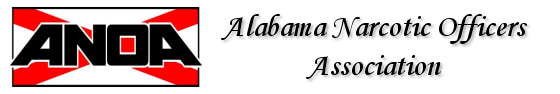 Alabama Narcotic Officers Association Logo